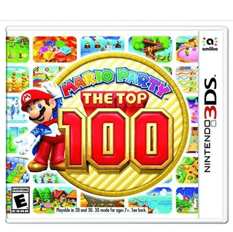 Mario Party: The Top 100 - Nintendo 3DS Deal: Prices Start at $27.99