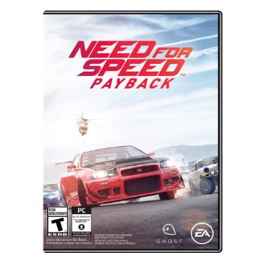 Need for Speed Payback PC Online Game Code $9.99 (Was $60)