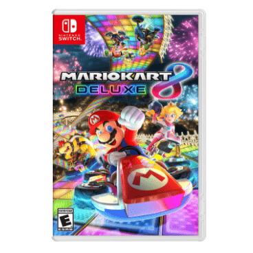 Mario Kart 8 Deluxe - Nintendo Switch Game $42