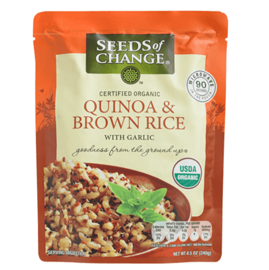 FREE Package of Seeds Of Change Organic Quinoa & Brown Rice