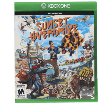 Sunset Overdrive Only $7.48