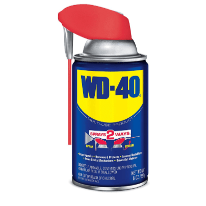 WD-40 Multi-Purpose Lubricant with Smart Straw Spray $3.88