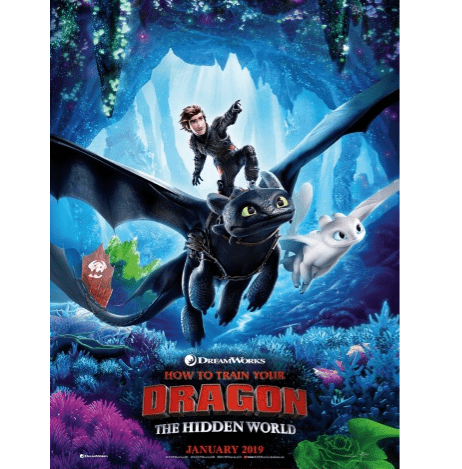 Fandango: Buy How To Train Ticket Get DreamWorks Movies Rental for FREE