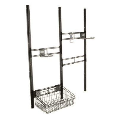 Suncast Bracket/Hooks/Basket Kit $65.99