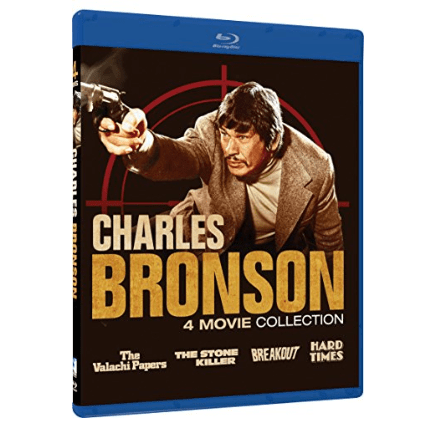 Charles Bronson - 4 Movie Collection