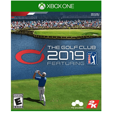 The Golf Club 2019 Featuring PGA Tour - Xbox One $10.18 (Was $50)