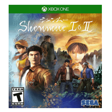 Shenmue I & II Game for Xbox One $14.91