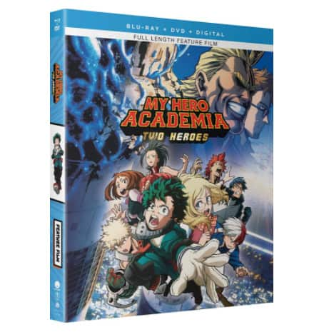 My Hero Academia: Two Heroes Blu-ray Now .43 (Was .98)