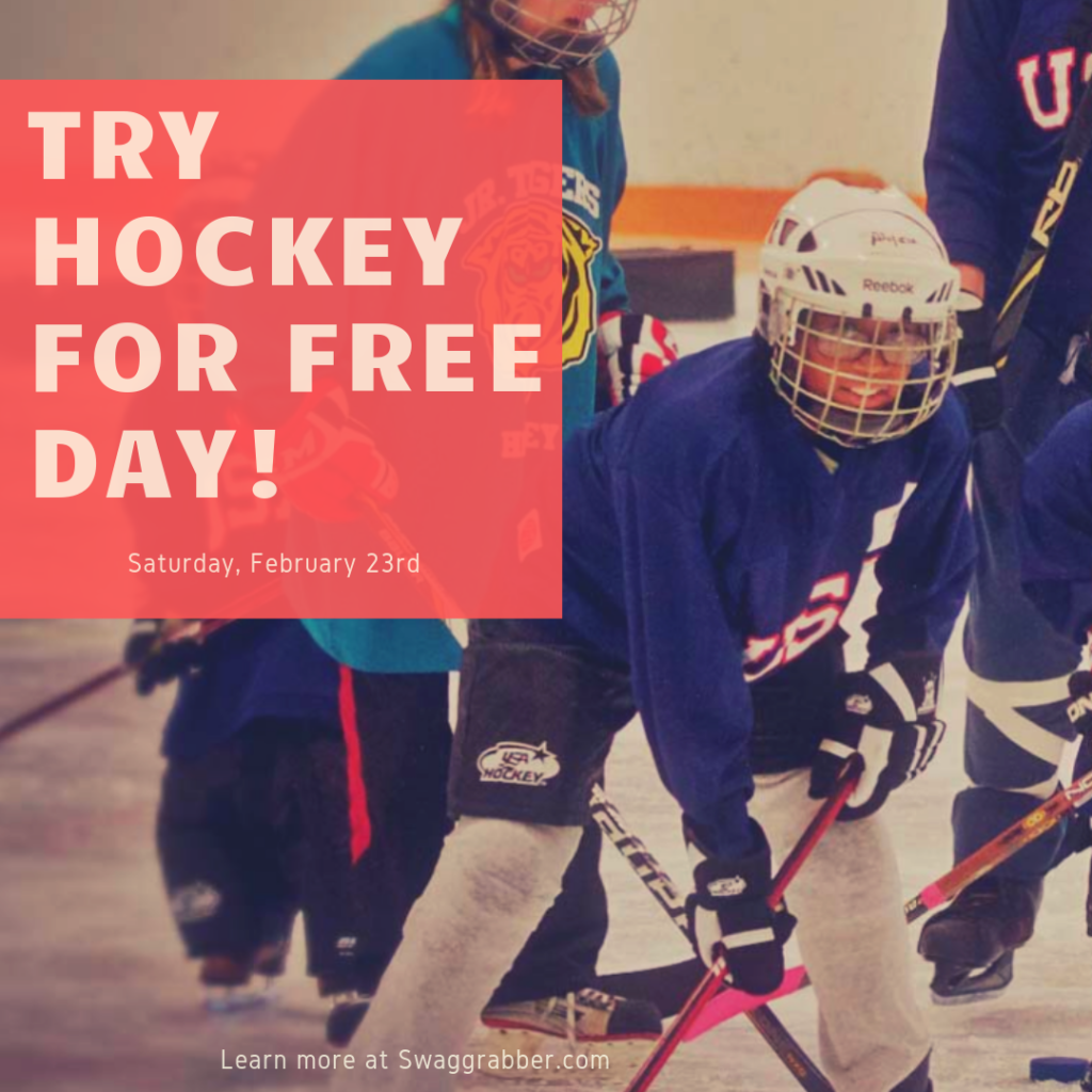 Try Hockey For Free Day - Upcoming on 2/23
