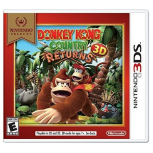 Nintendo Selects: Donkey Kong Country Returns 3DS $12.61