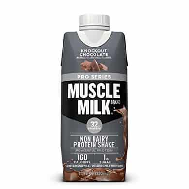 Up to 45% off Protein Shakes and Bars - 12 Pack of Muscle Milk Now  (Was .99)
