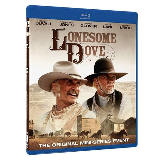 Lonesome Dove Blu-ray $4.99