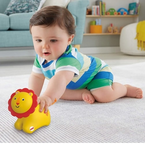 Fisher-Price Roller Lion from $1.80