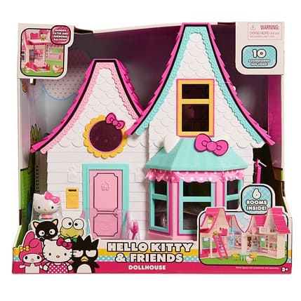 Hello Kitty Doll House from $25.72 (Was $70)
