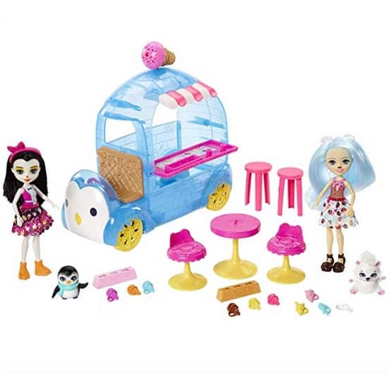 Enchantimals Preena Penguin Doll Playset Only $7.80 (Was $34.99)