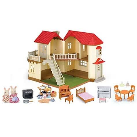 62% Off Calico Critters Luxury Townhome Gift Set