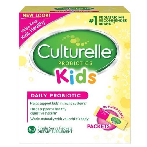 Up to 50% Off Culturelle Kids Probiotic