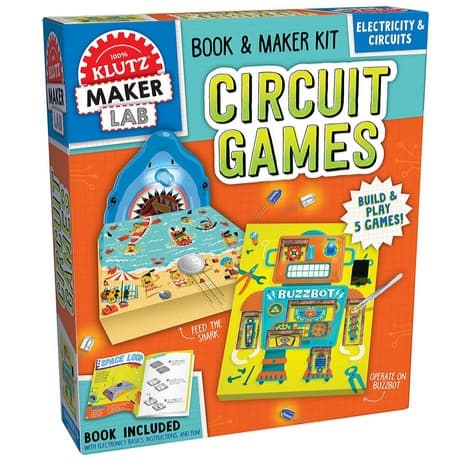 Klutz Maker Lab Circuit Kit as low as $11.92
