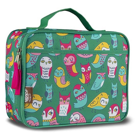 Kids' Insulated Lunchbox Whooooo's Hungry Owls as low as $6.99