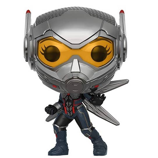 Funko Pop Marvel Ant-Man & The Wasp Collectible Figure as low as $3.14