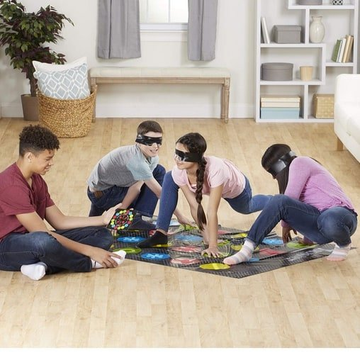 Blindfolded Twister Game Only $5.61