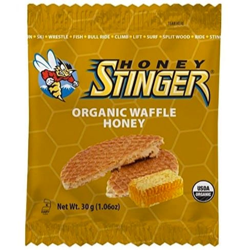 Honey Stinger Organic Waffles 16-Count Only $13.34