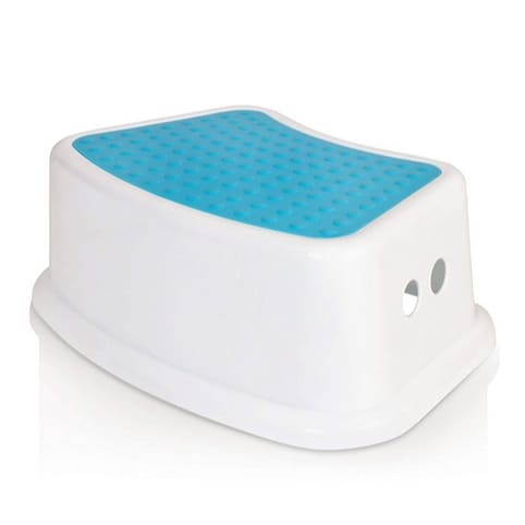 Kids Blue Step Stool Only $9.99