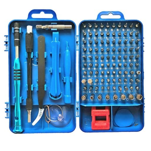 Apsung 110 in 1 Precision Screwdriver Set Only $16.79