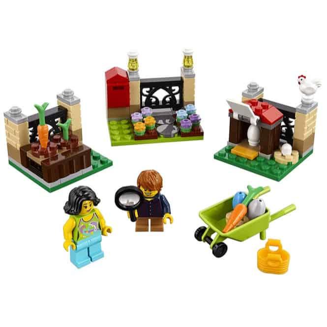 LEGO Easter Egg Hunt Building Kit Only $8.86