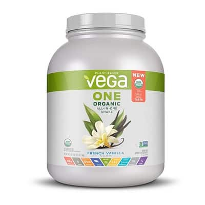 Up to 54% Off Vega Top Selling Plant-Based Protein Powder