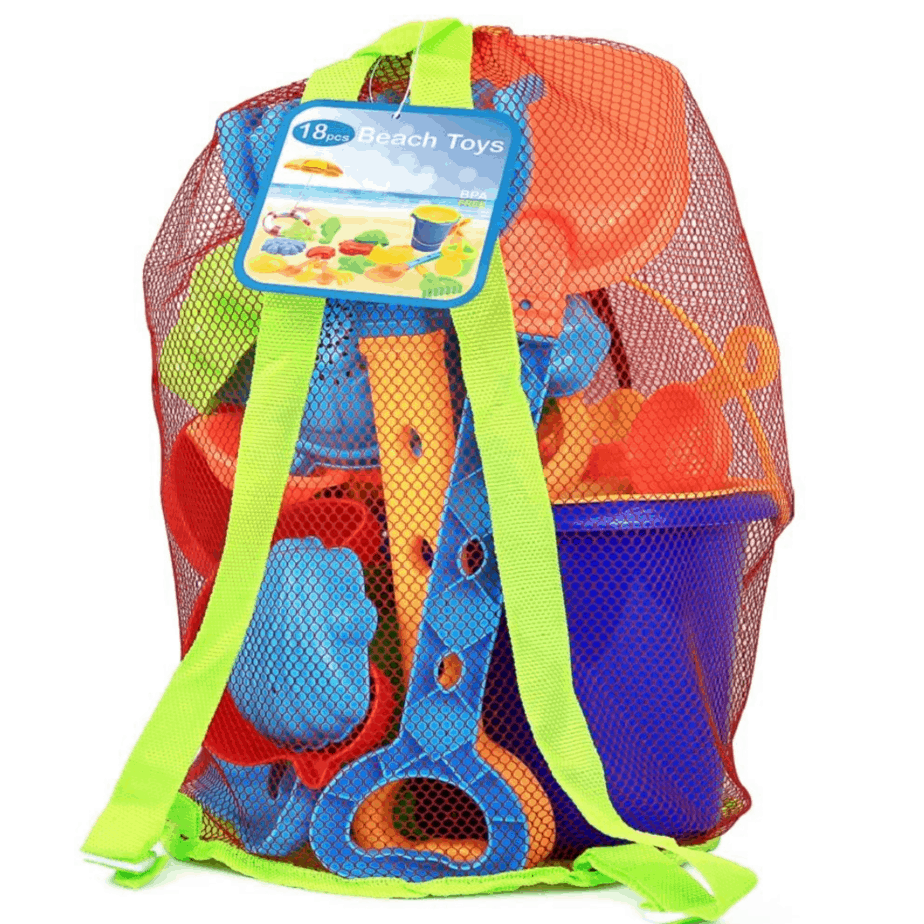 Click N' Play 18 Piece Beach Sand Toy Set Only .99 (Was .99)