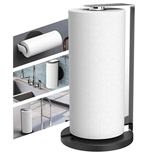 2018 New Under Cabinet Paper Towel Rack Only $8.49