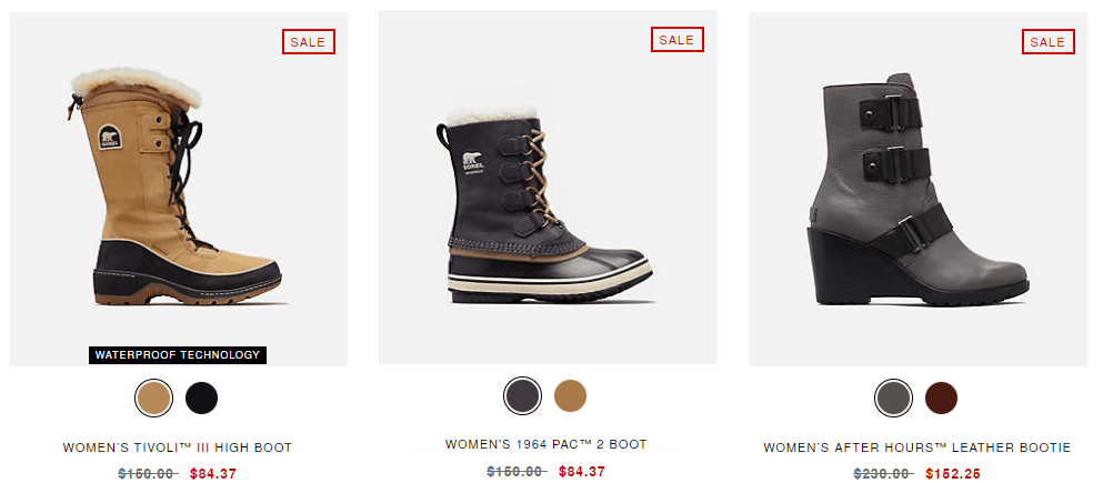 Women's Sorel Joan of Arctic Boots 50% Off - ONLY $95 Shipped (Was $190)