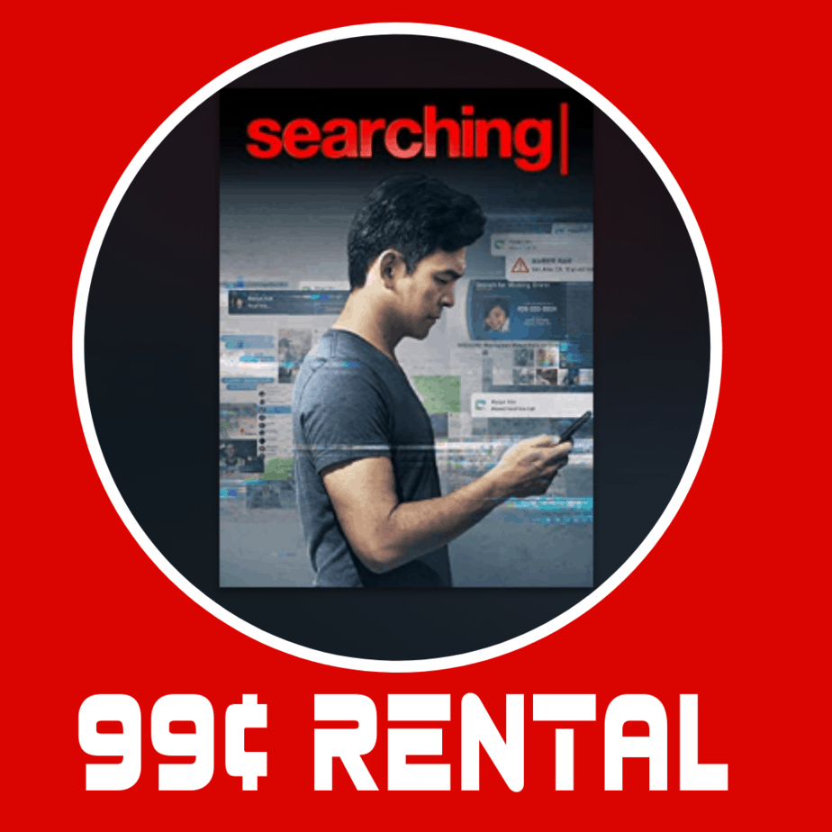 Searching Rental ONLY $0.99