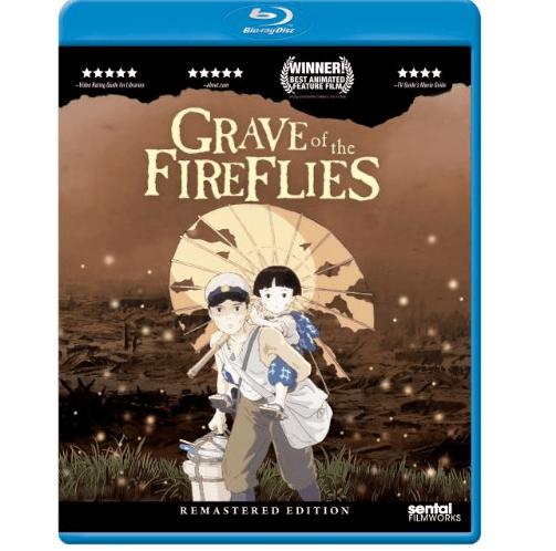 Grave of the Fireflies [Blu-ray] $7.99