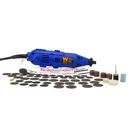WEN 2307 Variable Speed Rotary Tool Kit with 100-Piece Accessories $14.72