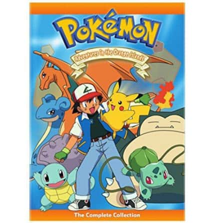 Pokemon: Adventures in the Orange Islands - The Complete Collection $5.99 (Was $20)