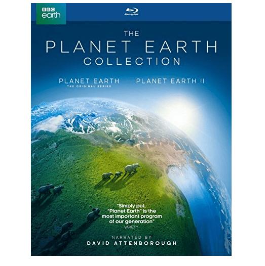 Planet Earth I & II Giftset $22.79