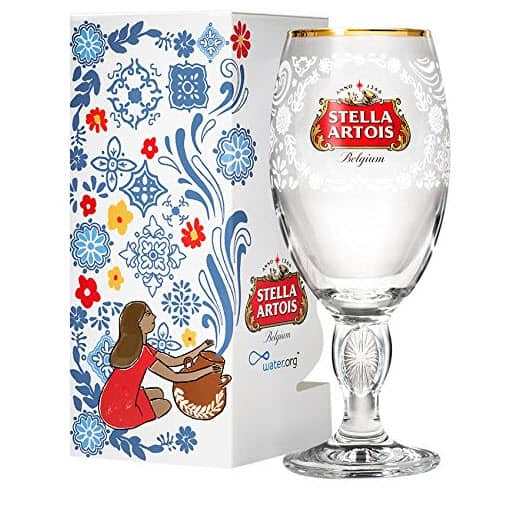 Stella Artois 2018 Limited Edition Mexico Chalice, 33cl $8.70