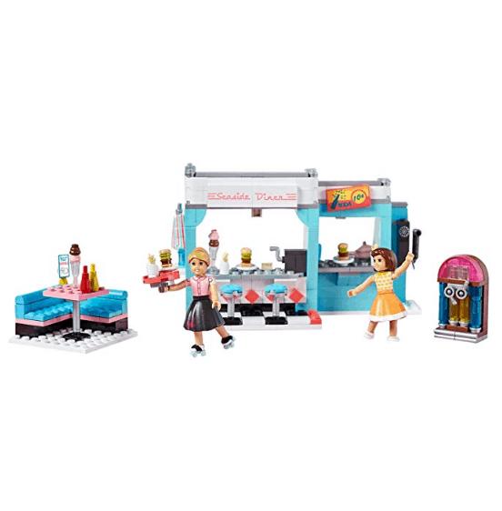 Mega Construx American Girl Maryellen's Seaside Diner Building Set Only $16.99 (Was $29.99)