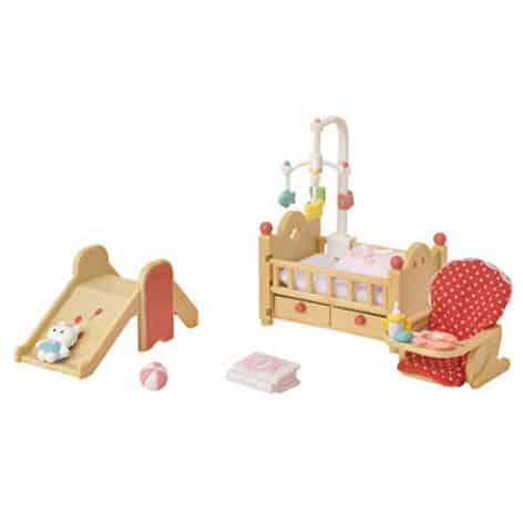 Calico Critters Baby Nursery Set Now $4.98 (Was $19.95)