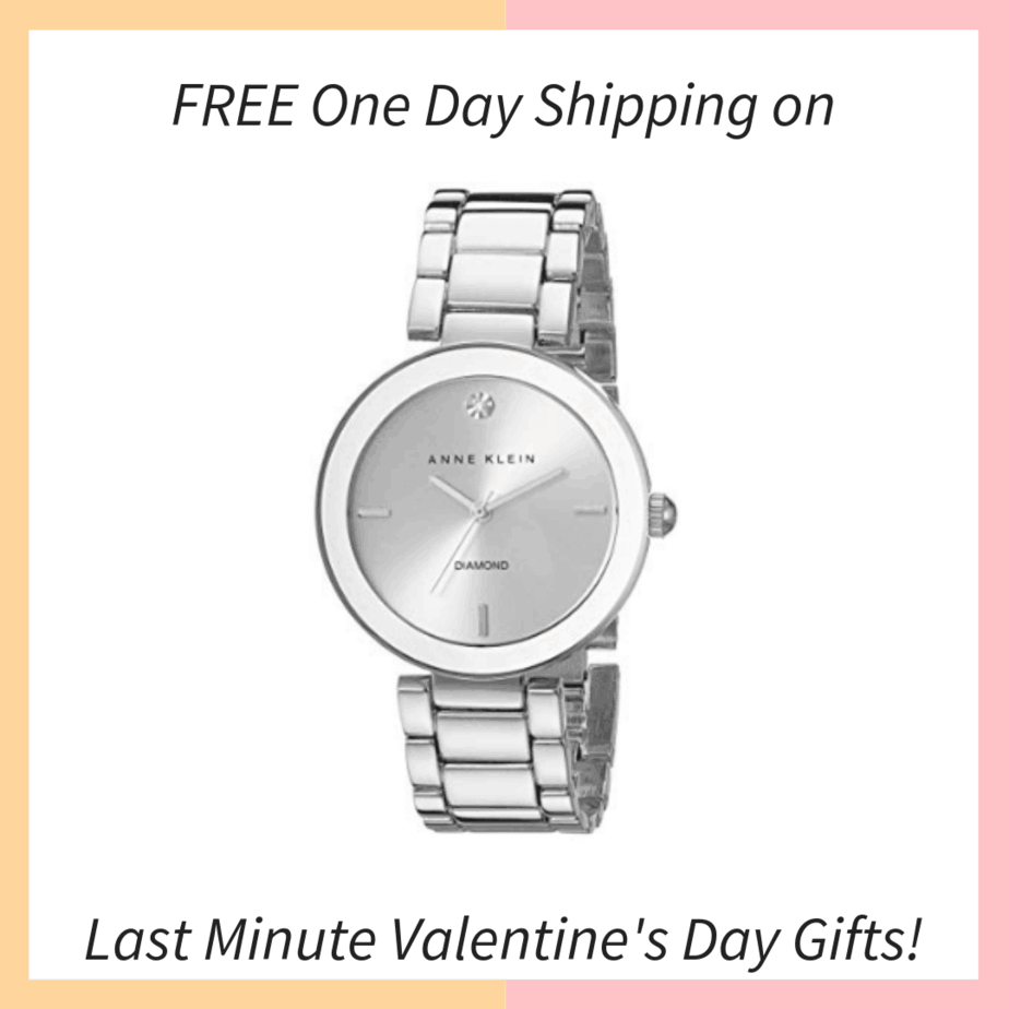 Free One Day Shipping on Valentine's Day Gifts at Amazon