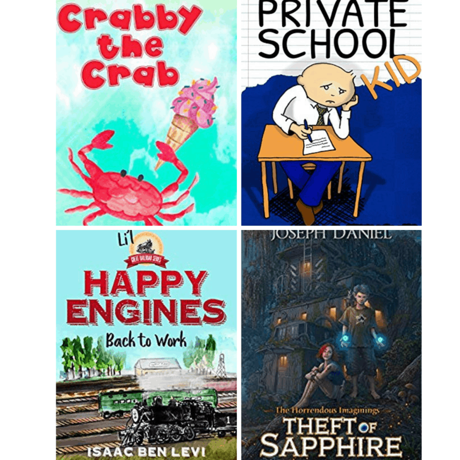 FREE Kids Kindle Books