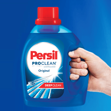 Persil ProClean Original Laundry Detergent Sample for FREE