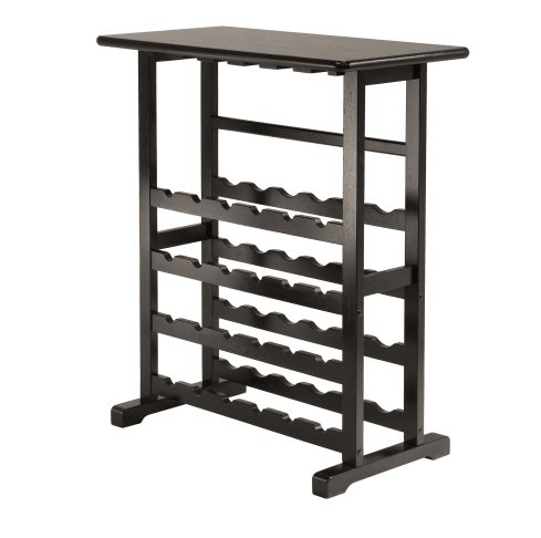 Winsome Wood Vinny Wine Storage $59.58 and More!
