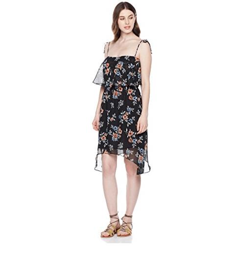 Peace Love Maxi Women's Shouler Lace Up Summer Short Dress ONLY $5.00