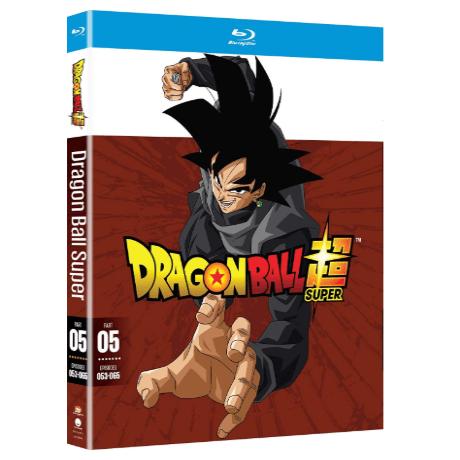 Dragon Ball Super: Part Five on Blu-ray $17.86