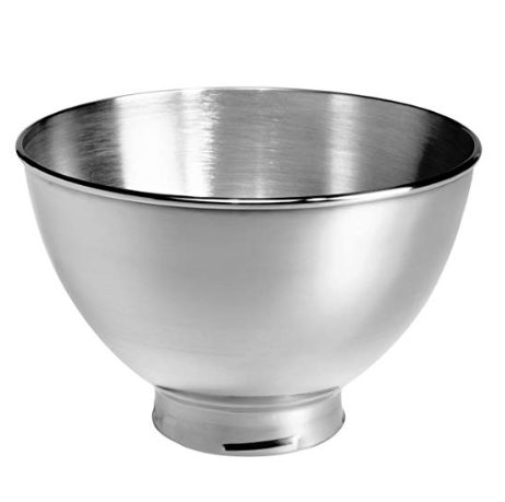 KitchenAid 3-Quart Stainless Steel Bowl for Tilt-Head Stand Mixers $14.99