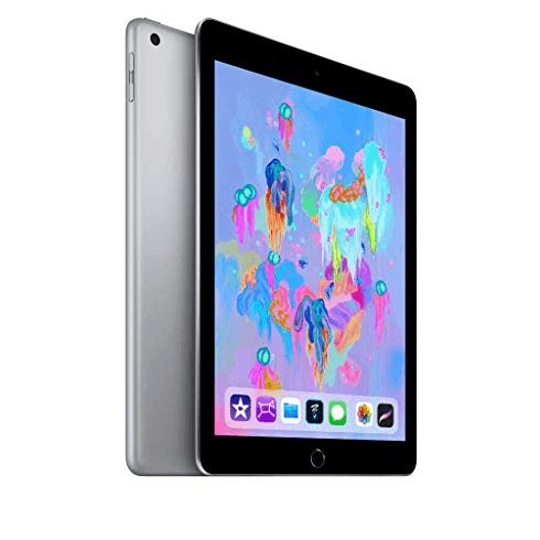 Apple iPad Wi-Fi, 32GB - Space Gray (Latest Model) $249