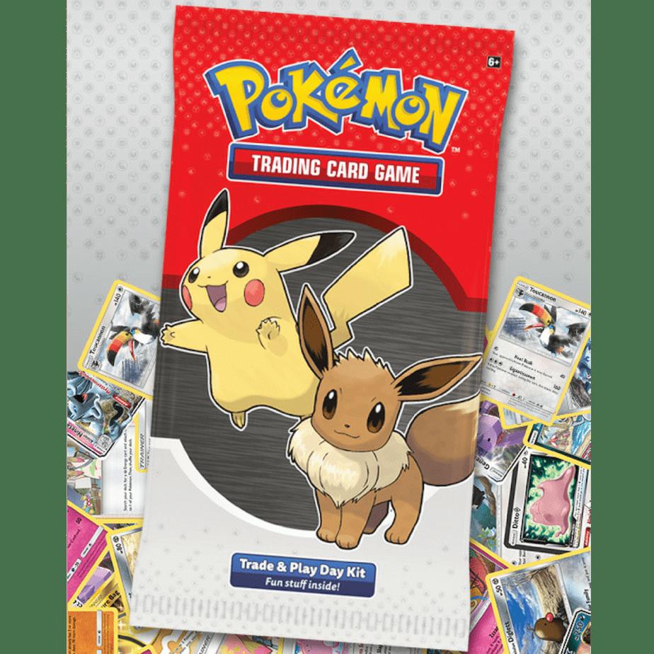 Free Pokémon Trade & Play Dayat Best Buy